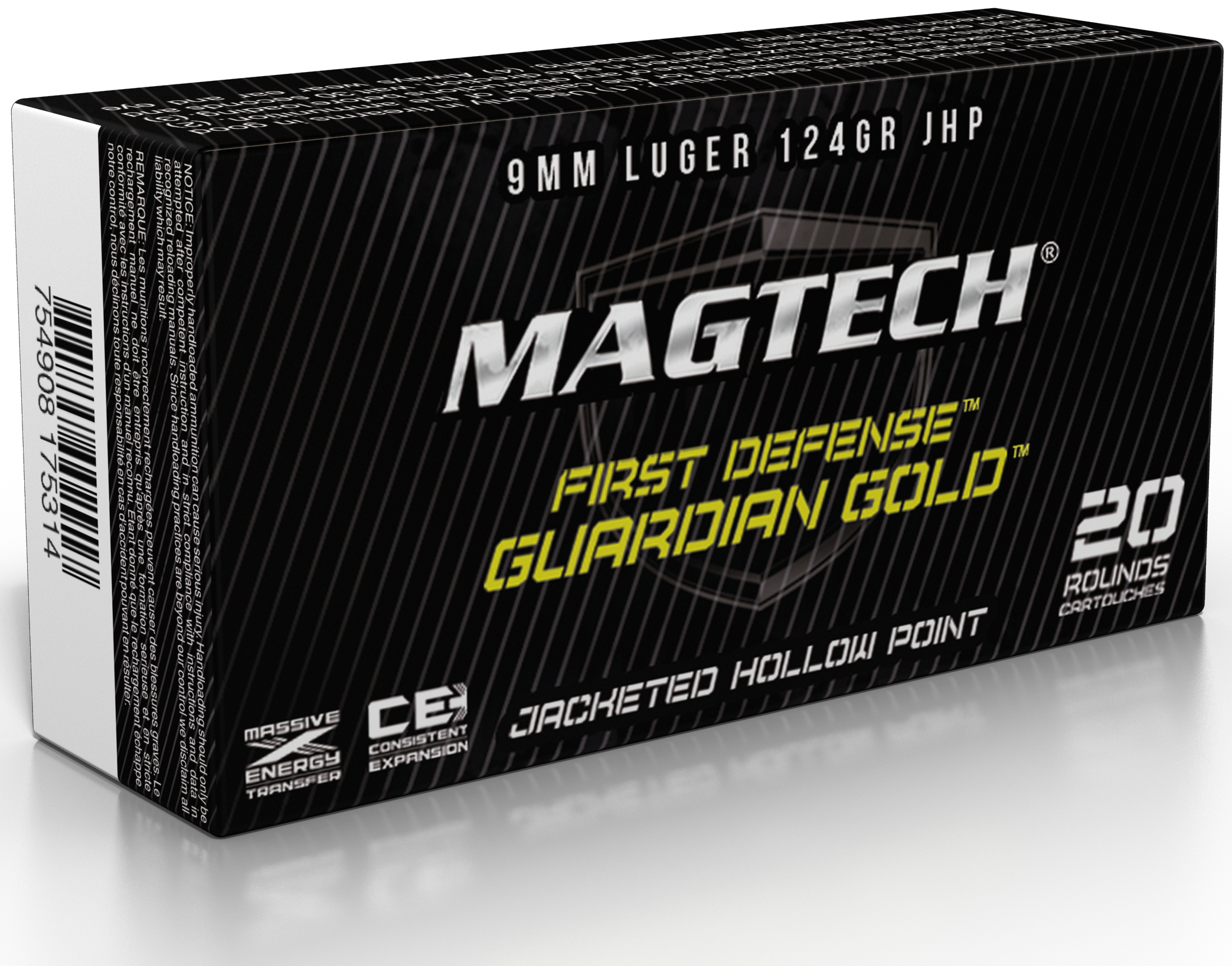 Magtech Ammunition – Rifle, Rimfire, Pistol and Revolver