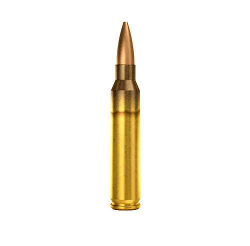 5.56X45mm HPBT 77GR Cannelured