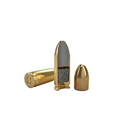 9x21mm 124GR FMJ