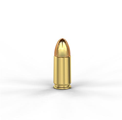 9mm Luger 124GR FMJ
