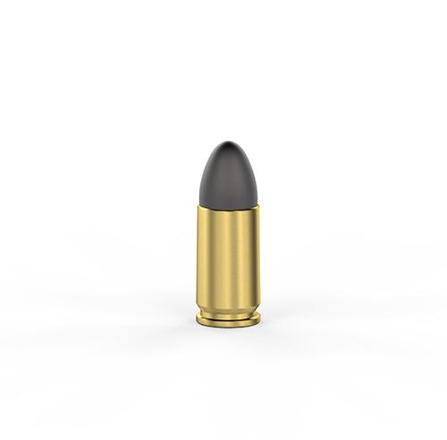 9mm Luger 124GR LRN