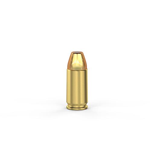 9mm Luger 95GR JSP Flat w/o Grooves