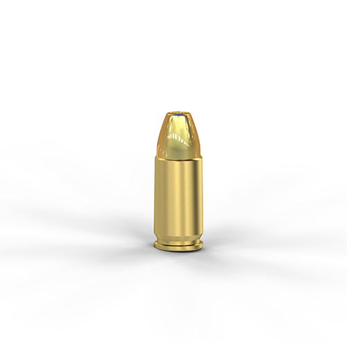 9mm Luger 124GR JHP Guardian Gold