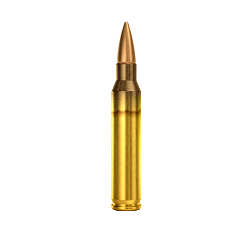 5.56X45MM 62GR FMJ LINKED