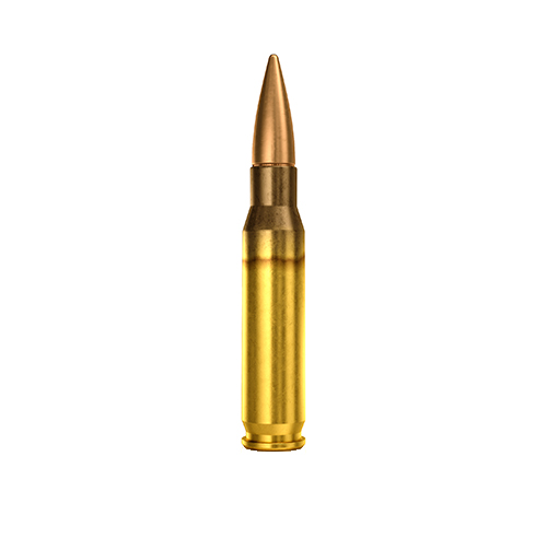 7.62x51mm Ball MIL-STD Linked